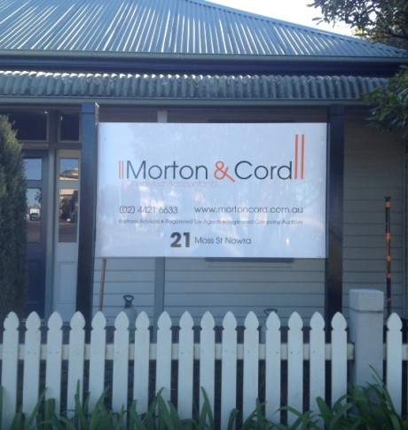 Morton and Cord